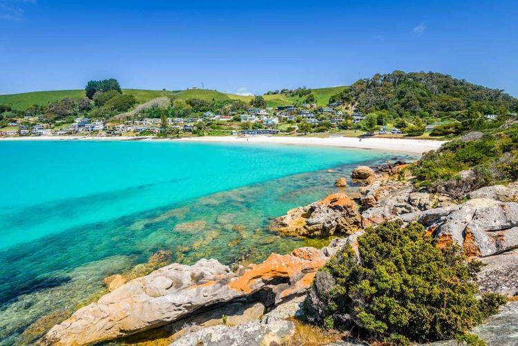 一起云旅游:盘点澳大利亚绝美的游泳地点,好想跳进去游泳!
