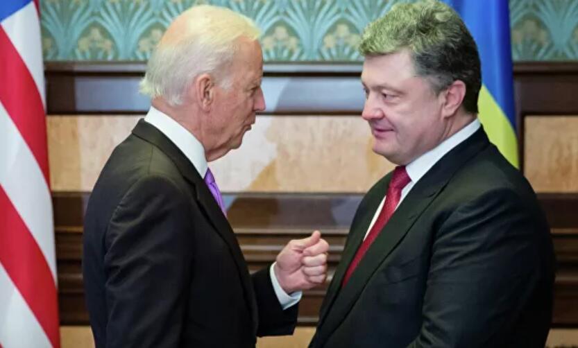泽连斯基:我不关心波罗申科与拜登交易内幕,只担心乌美关系变坏
