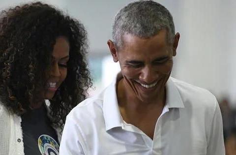 米歇尔·奥巴马年少时最讨厌被问:长大后想做什么