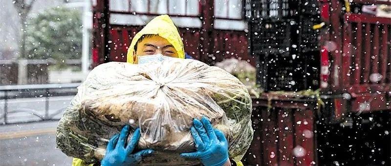 武汉战地摄影记者手记 | 张武军:爱的暖流从未间断地在这座城市涌动