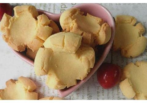 每日厨房:想吃饼干不要出去买,教你在家做,香甜酥脆特好吃