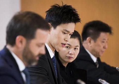 孙杨坏消息又来,上诉32天瑞士法院终于表态,奥运5金大梦更远