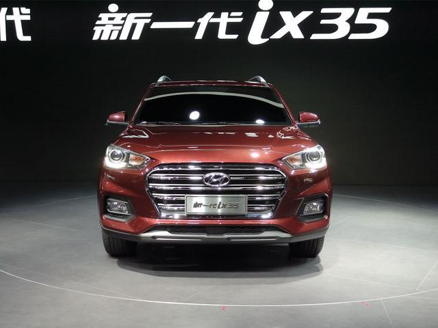 领动/ix35成主力,北京现代公布5