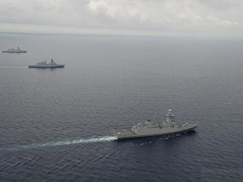 莫非挖到矿了?埃及抛军购大单,6艘欧洲多任务护卫舰,24架M346