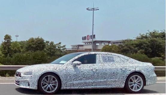 更大空间,更长轴距,最美奥迪A7轿跑即将国产上市