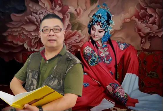 画家薛海涛在瑞士巴塞尔全球艺术展上尽显中华英才