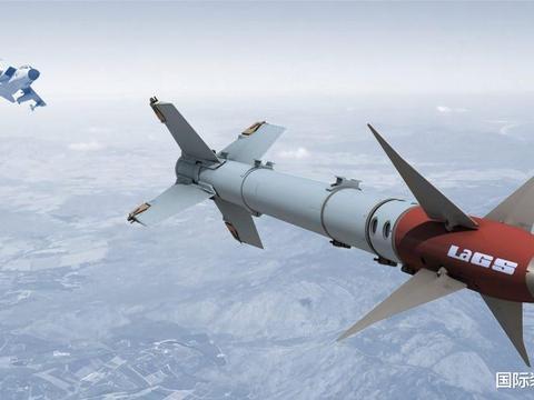 """德国将""""响尾蛇""""改进为地对空导弹,又一个省钱省事威力大的典范"""
