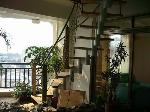 """阁楼楼梯设计的几大超强""""野路子"""",值得你参考"""