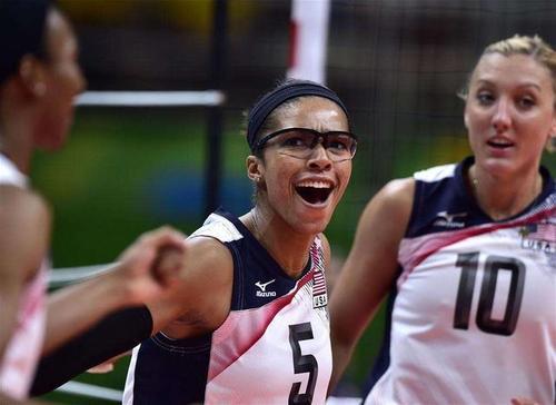 美国女排副攻线竞争激烈,基拉里只能5选3