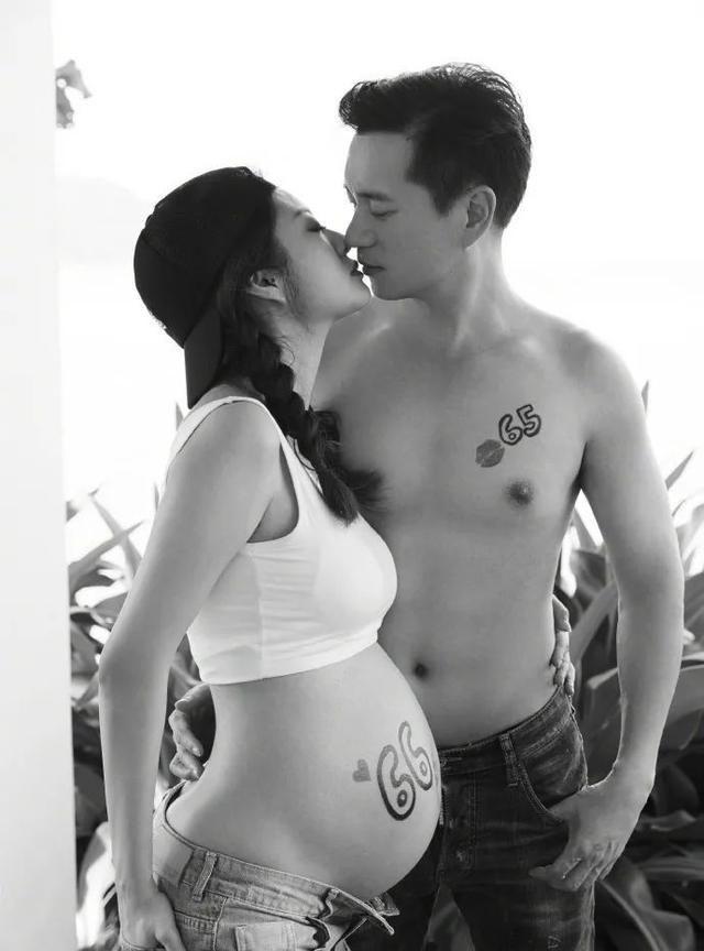 40岁安以轩宣布怀二胎,自曝孕期出血严重,网友:太厉害了