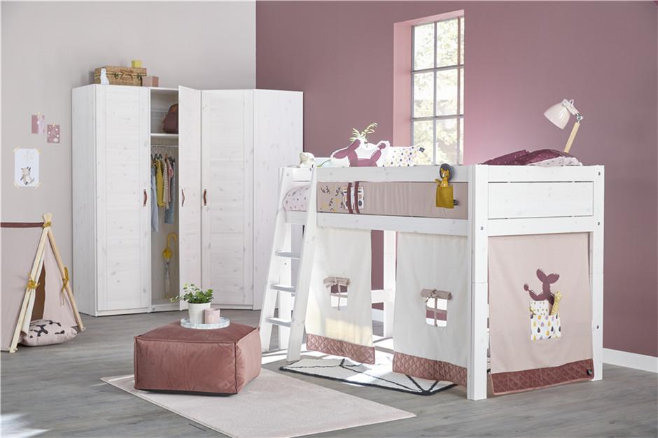 进口儿童家具如何选择?健康环保的家具