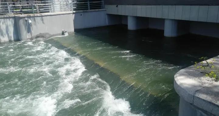 密云水库调蓄工程启动本年度反向输水工作