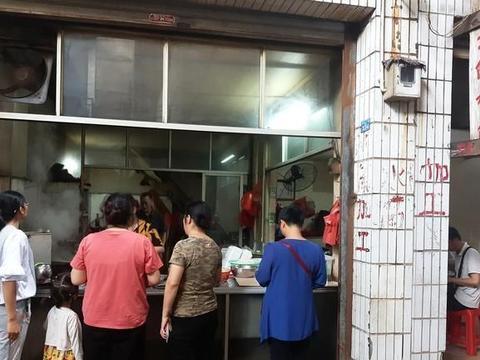 连州老水角店,尝传统米食,喜逢黄芥末酱
