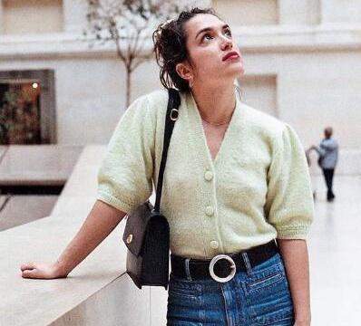 时尚女生只需要这7件单品,就能完成春季慵懒随性的穿搭风格!