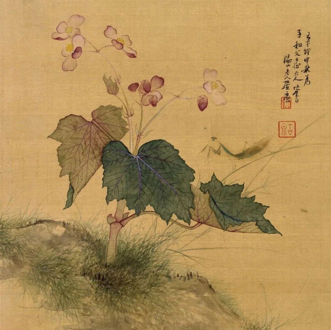 高剑父:岭南画派是如何画昆虫的?