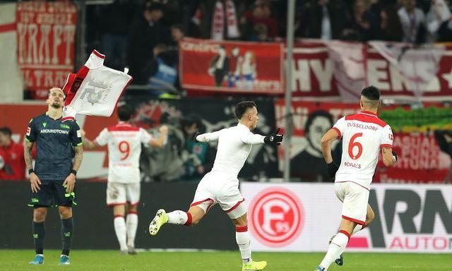 德甲前瞻:柏林联合VS沙尔克04,谁的战意更胜一筹?