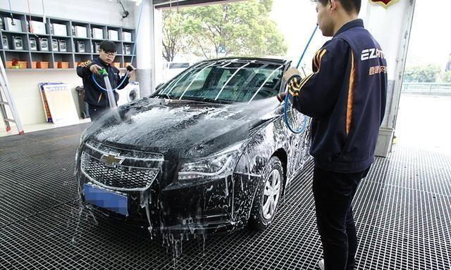 洗车还只用清水?一些小技巧给你们奉上