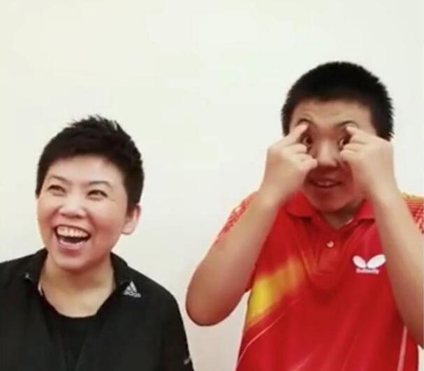 女乒最强大魔王之子14岁上线!夺北京市第二法国出生却留中国籍
