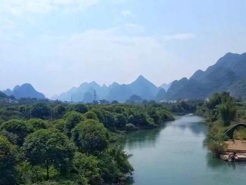中国唯一一座在城景布局上可与杭州媲美的城市居然是它——桂林