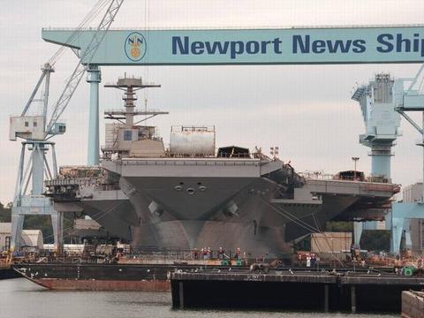 南海导弹太多!美军想造轻型航母,小航母被打沉没那么心疼
