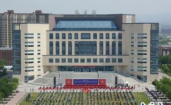 山西医科大学举行2020届毕业典礼暨学位授予仪式!