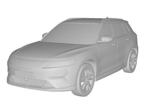 预计定位为中型SUV 恒大新能源恒驰1或将于下半年亮相