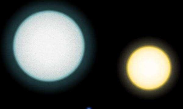 若太阳熄灭,人类还能撑多久?这颗白矮星是人类文明最后的希望