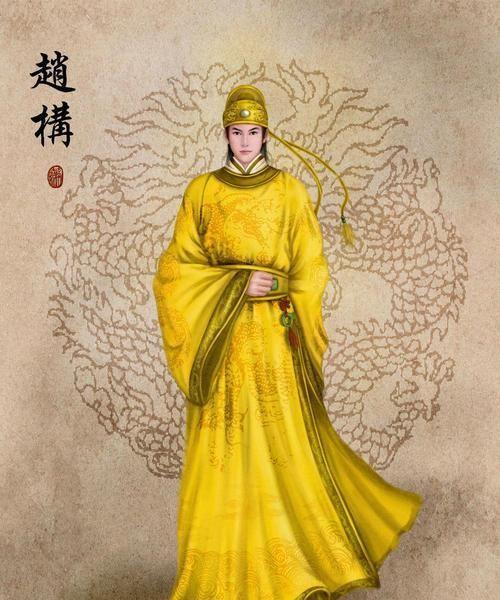 """靖康之耻赵构为何不救""""二圣"""",不是打不过金军"""