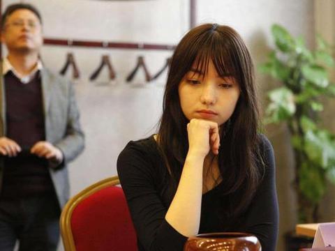 台湾混血围棋女神!多次登上热搜冠军,日本网友赞:千年仅一人