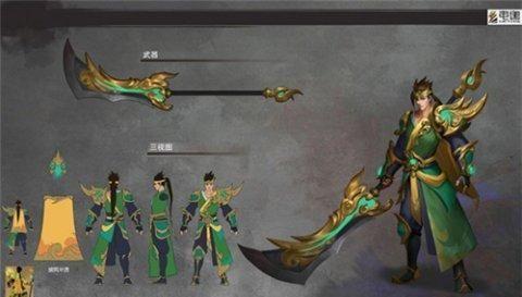 《梦三国手游》:梦三大陆英雄重置 精美国风焕然一新