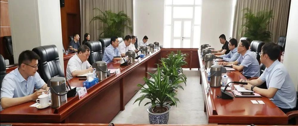 中核集团与中江国际会谈:推进中阿示范产业园建设,打造国际产能合作典范