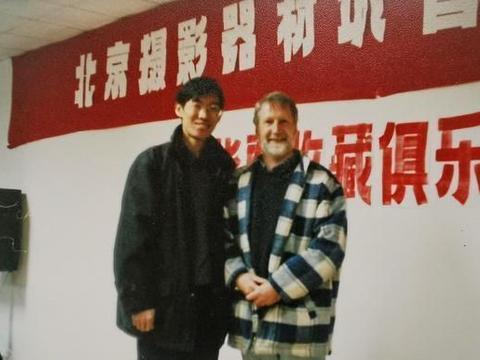 寻找麦克:澳大利亚中国相机收藏家,藏品全赠上海