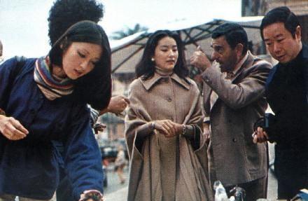 """那些被称为""""第一""""的女星,胡因梦是满族人,林青霞美了一辈子"""