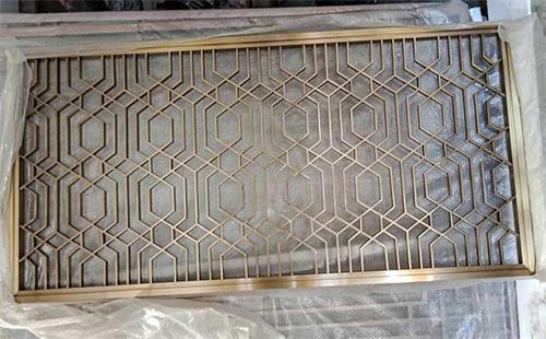 佛山哪里有屏风卖?应该寻找什么样的不锈钢屏风加工厂家?