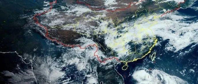 今年第2号台风将生成,正面袭击广东!接下来的天气是……
