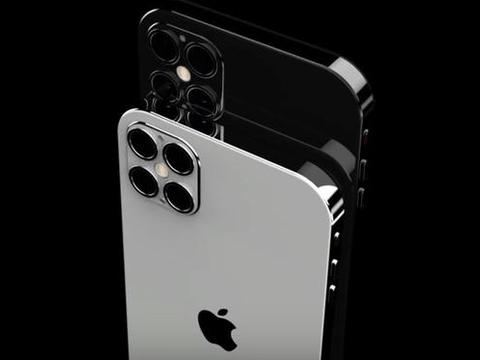 苹果憋大招,iPhone12采用乔布斯时代造型+无刘海,果粉:值得等