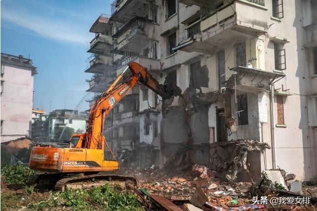 """漳州女排基地拆除第一栋楼,全新""""中国女排娘家""""2023年落成"""