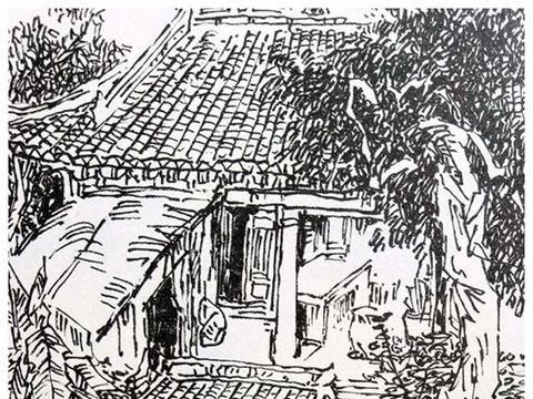 山水画大师黄公望七十九岁时作《富春山居图》
