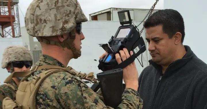 美国海军陆战队欲建立生物识别系统,以便在非常规战争中识别敌友
