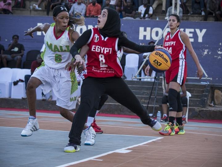 篮球好久不见 索拉亚·默罕默德分享篮球故事