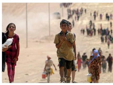 百万难民无家可回,西方:中国有义务收留!专家回4个字霸气十足