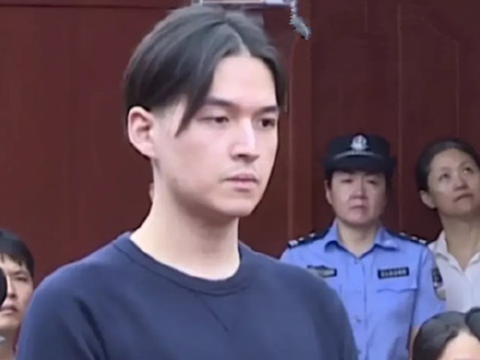 上海杀妻案女受害人最后一次和朱晓东秀恩爱:主动帮老公理头发