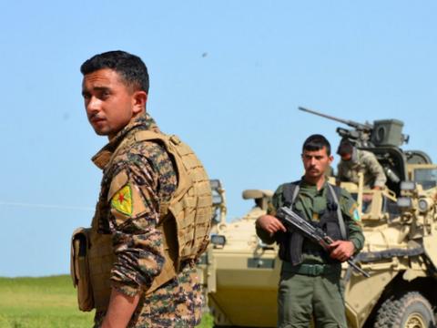 土耳其挖到宝了!缴获几万吨武器弹药 全是西方军事援助