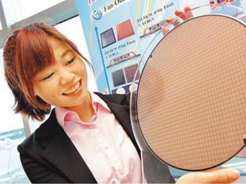 为什么7nm、5nm的芯片用12寸的晶圆?一块晶圆可生产多少芯片?