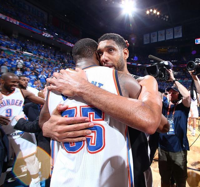 NBA十大季后赛高效球星:杜兰特力压邓肯,詹姆斯只排第三!