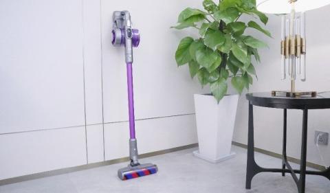 吉米上手把吸尘器轻便更顺手 搞定卫生清洁让生活更舒适