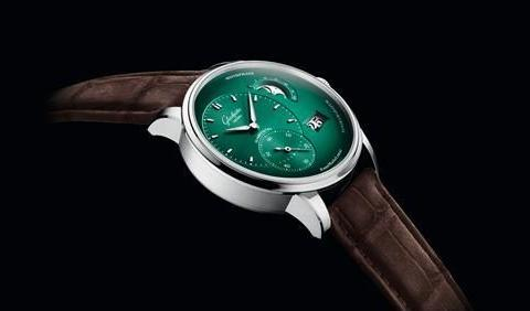 父亲节:格拉苏蒂原创六零年代计时腕表