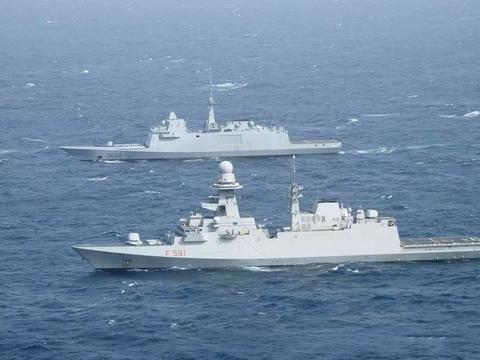 先进的设计引领潮流—浅析FREMM欧洲多任务护卫舰!
