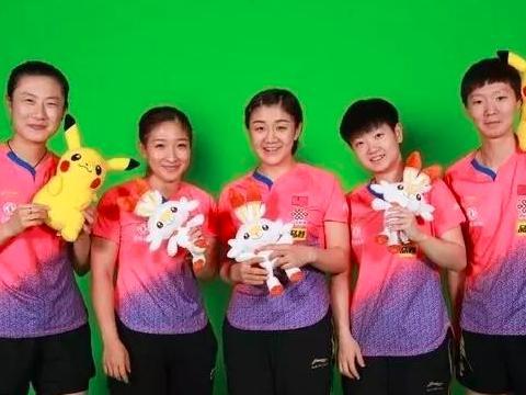 陈梦,孙颖莎,王曼昱,朱雨玲为奥运阵容是否比刘国梁高明?