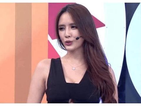 人红是非多,台湾综艺女王翁子涵黑历史被曝,深陷桃色风波?